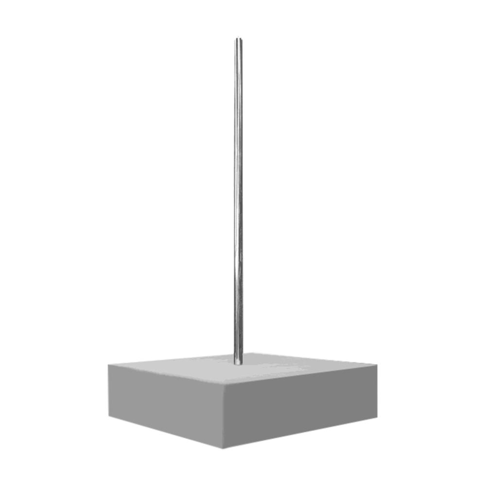 Dancer-pole