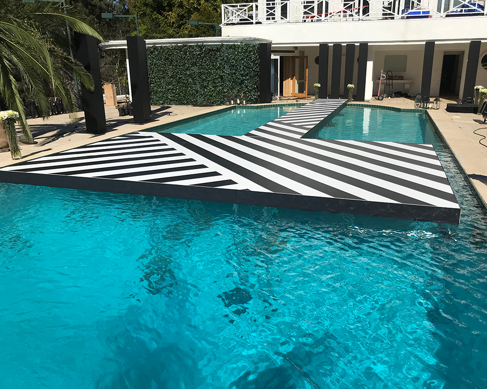 Swimming Pool Cover Deck All Access