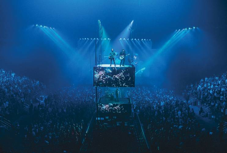 Staging Automation for Concert Touring