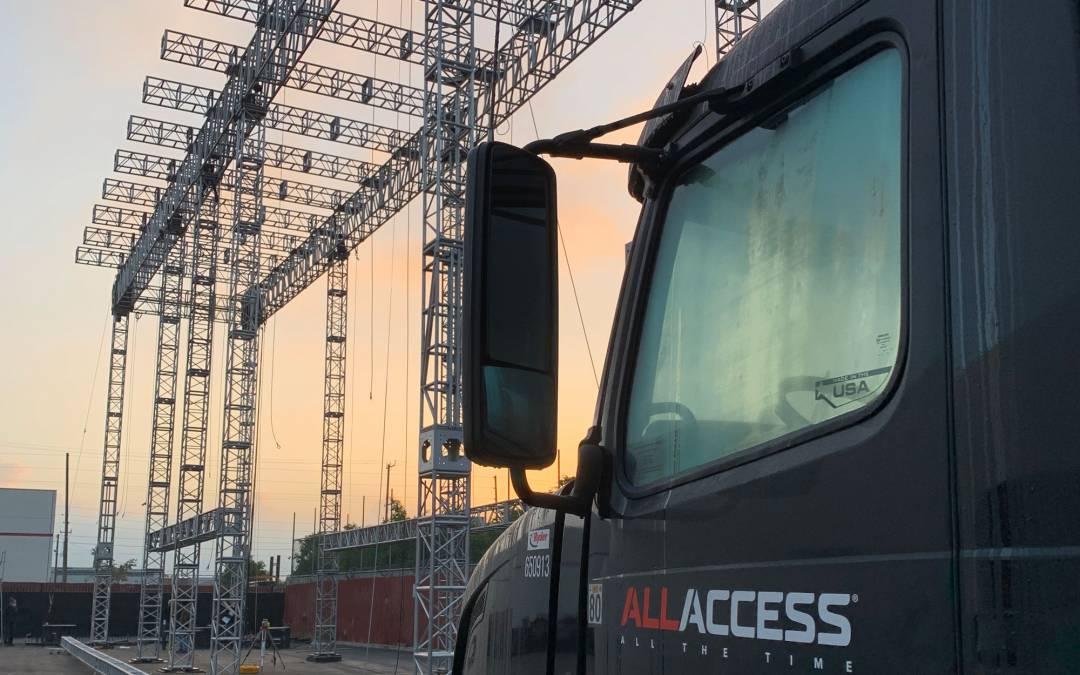Behind-the-Build: Super Bowl LV Halftime Show